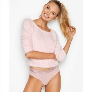 Victoria Secret fuzzy sweater